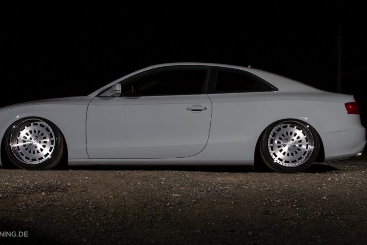 Audi A5 Coupe Stance -20