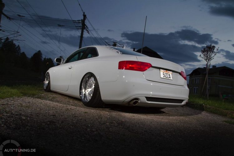 Audi A5 Coupe Stance -9