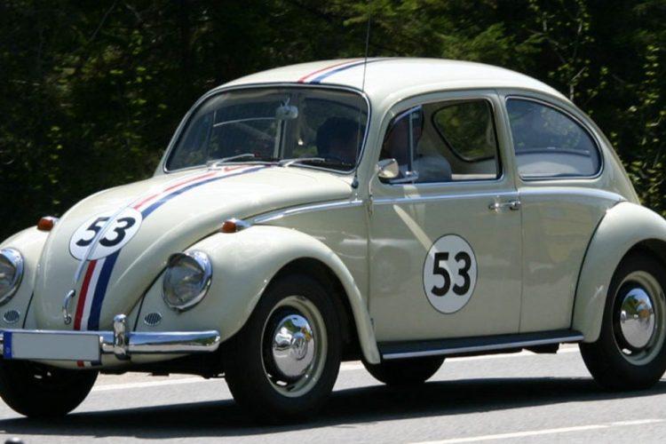 Filmautos Herbie