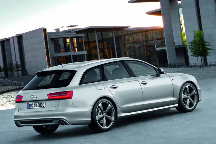 Der Kufatec Sound Booster Pro verleiht dem Audi A6 kraftvollen Klang