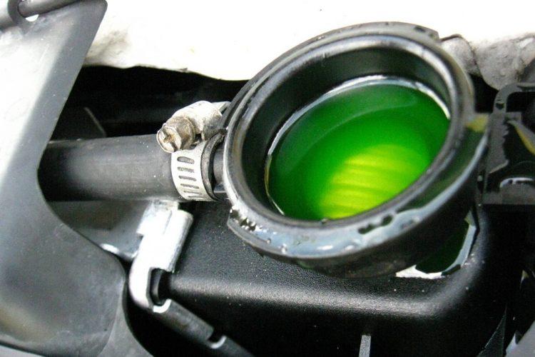 Auto schonen