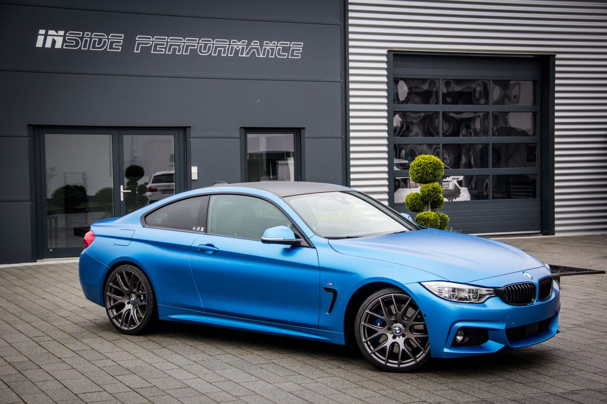 bmw 4er coup f32 sportives update von insideperformance. Black Bedroom Furniture Sets. Home Design Ideas