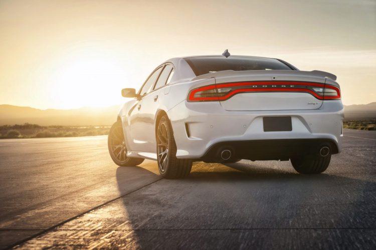 Neue Linienführung: Der Dodge Charger SRT Hellcat wirkt deutlich dynamischer als zuvor