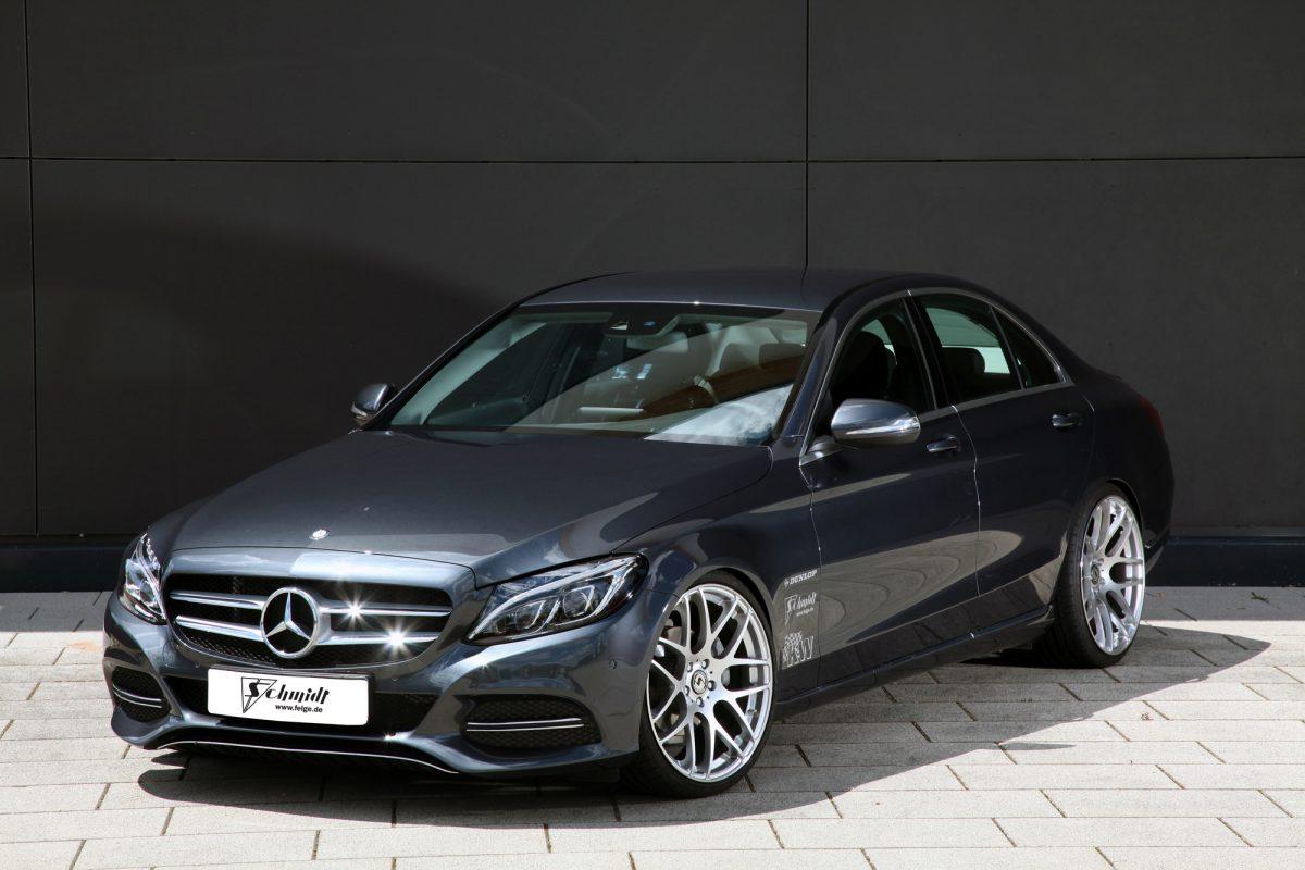 Mercedes c220 w205 schmidt zieht neues schuhwerk auf for Mercedes benz w205