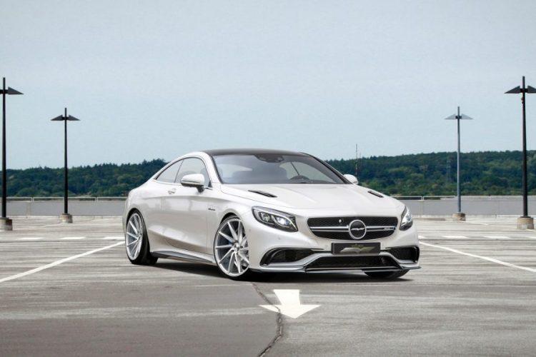 Vorzügliche Optik: Das Mercedes S 63 AMG Coupé von Voltage-Design macht was her