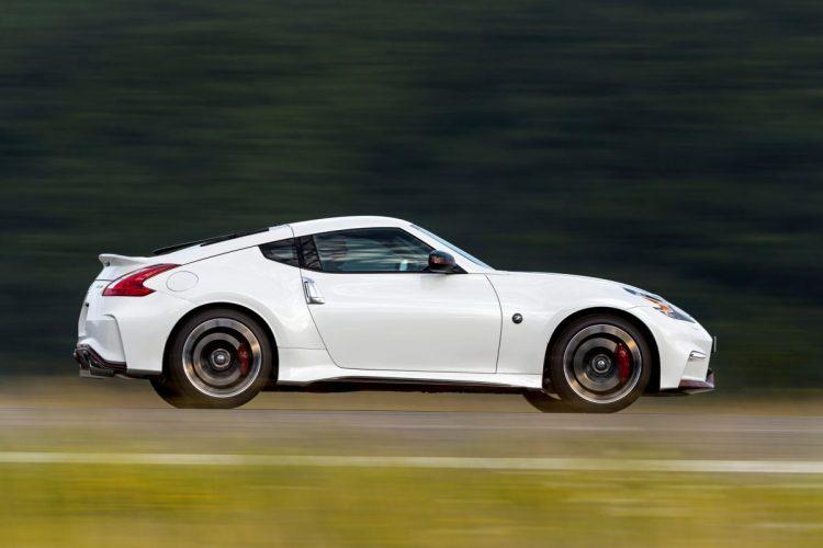 Noch aerodynamischer: Der Nissan 370Z Nismo bekommt ein funktionales Facelift