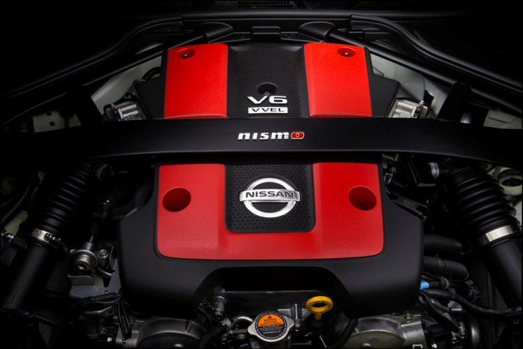 Das Triebwerk: Der Nissan 370Z Nismo rennt mit einem 3.7-V6-Motor ohne Turbo