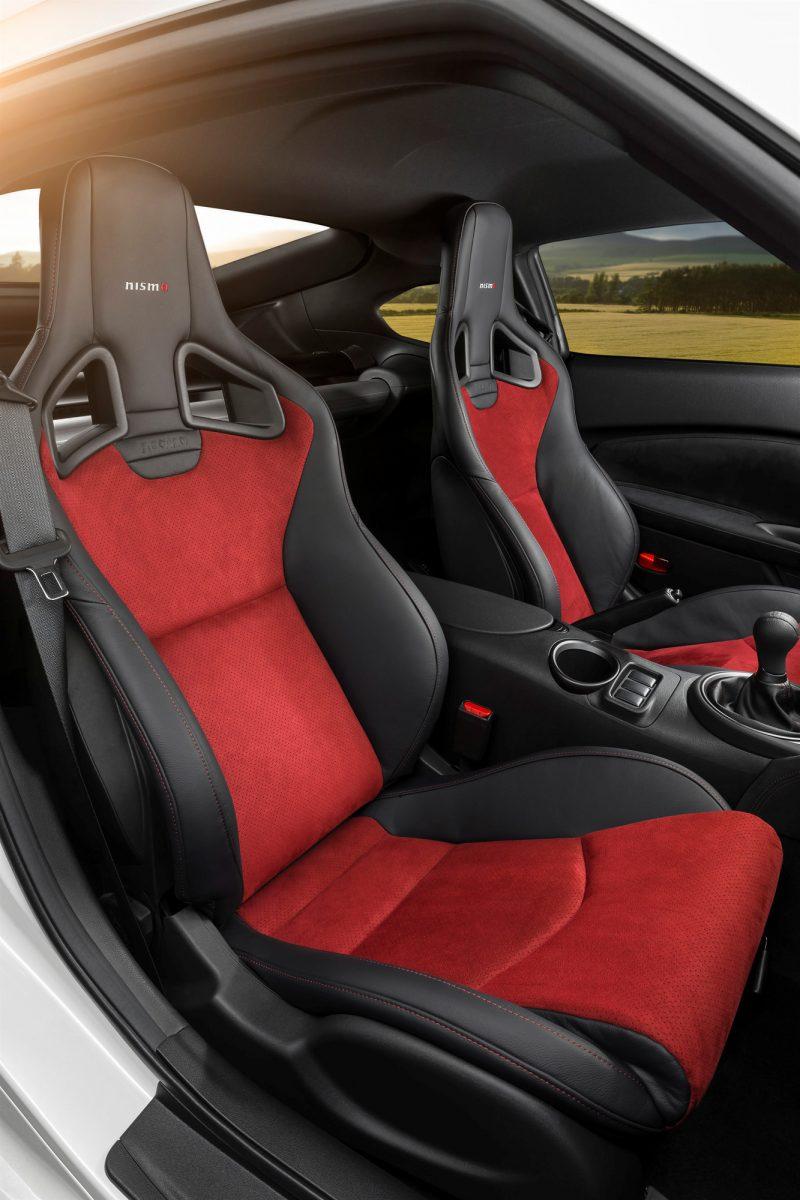 nissan 370z nismo facelift 2015: funktional und gelungen