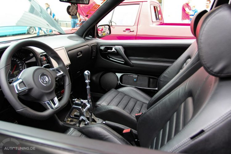 VW Polo 6N Deluxe