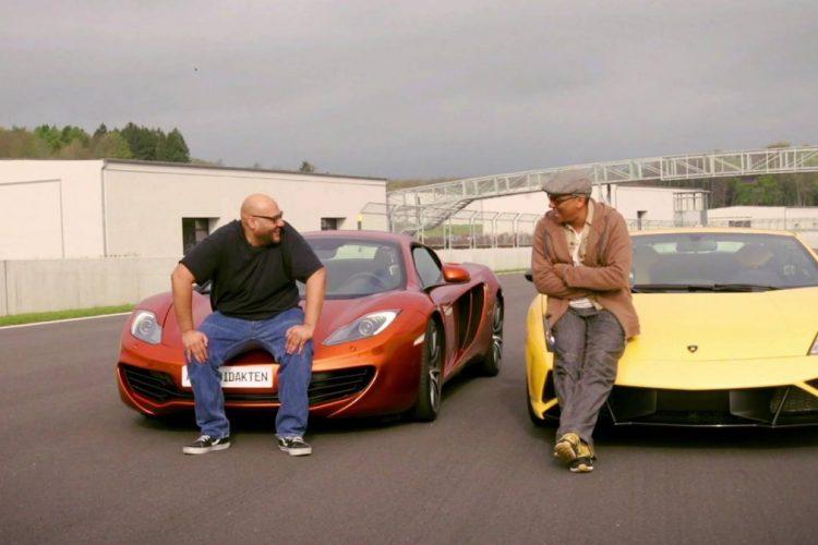 Xavier Naidoo in Auto-Didakten bei RTL