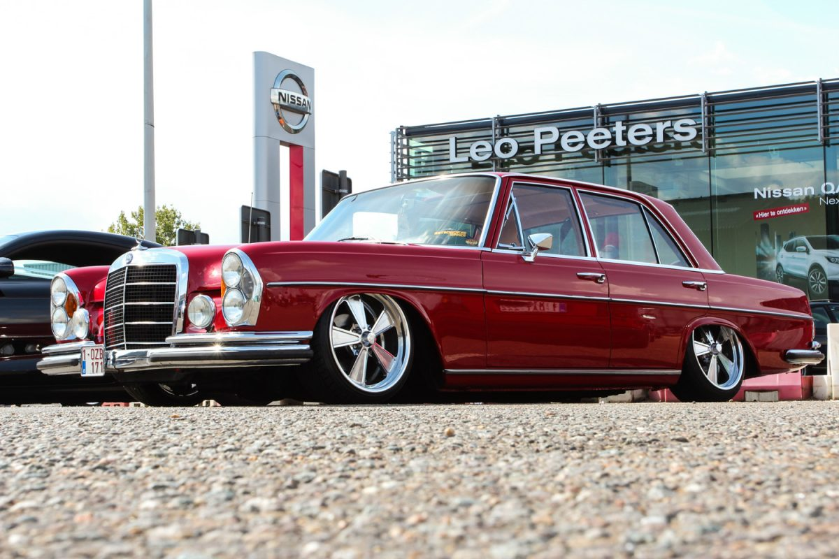 Mercedes benz w 108 oldschool s klasse autotuning de for Mercedes benz w