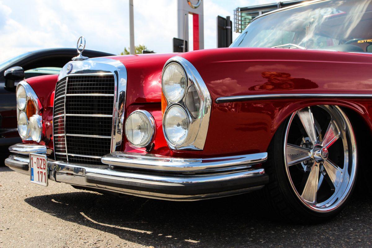 Mercedes Benz W 108 Oldschool S Klasse Autotuning De