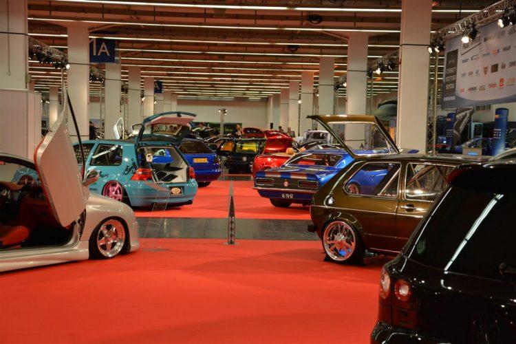 Auch im letzten Jahr konnten sich die gezeigten Fahrzeuge sehen lassen.