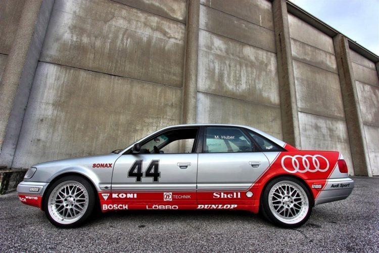 Audi S4 C4 im V8 DTM Look - 17