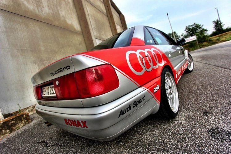 Audi S4 C4 im V8 DTM Look - 18