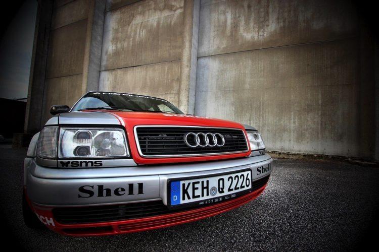 Audi S4 C4 im V8 DTM Look - 62
