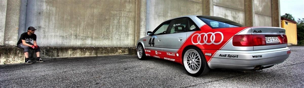 Audi S4 C4 im V8 DTM Look - 92