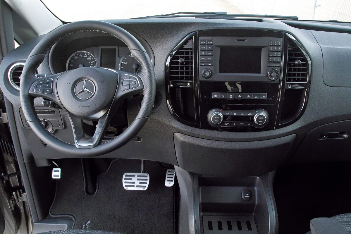 Der hartmann tuning mercedes vito autotuning de for Interieur styling