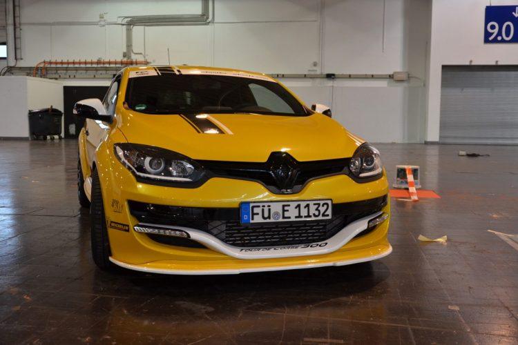 Ein Renault Mégane RS von ELIA kommt ebenfalls zur Essen Motorshow 2014