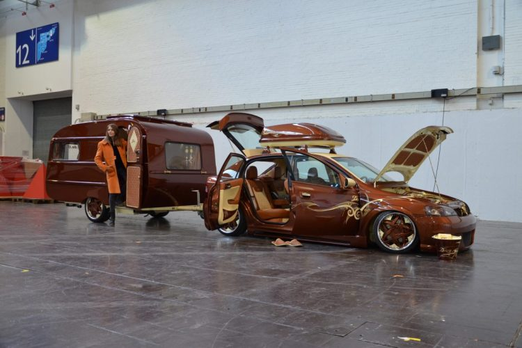 Tuning mal anders: Ein Opel Astra G mit Schlafgelegenheit