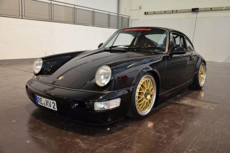 Ein Klassiker unter den Sportlern: Der Porsche 964er aus dem Jahre 1992
