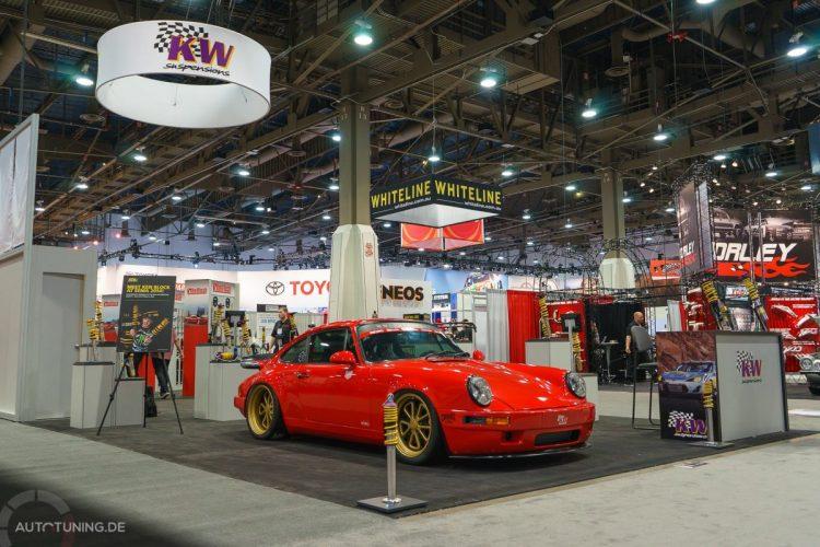 Ein Porsche-Klassiker im Gepäck: KW setzt auf gestandene Qualität