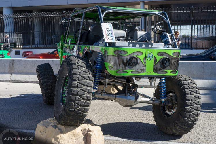 Ab ins Gelände: Auch für Offroad-Fans hat die SEMA Las Vegas 2014 einiges zu bieten