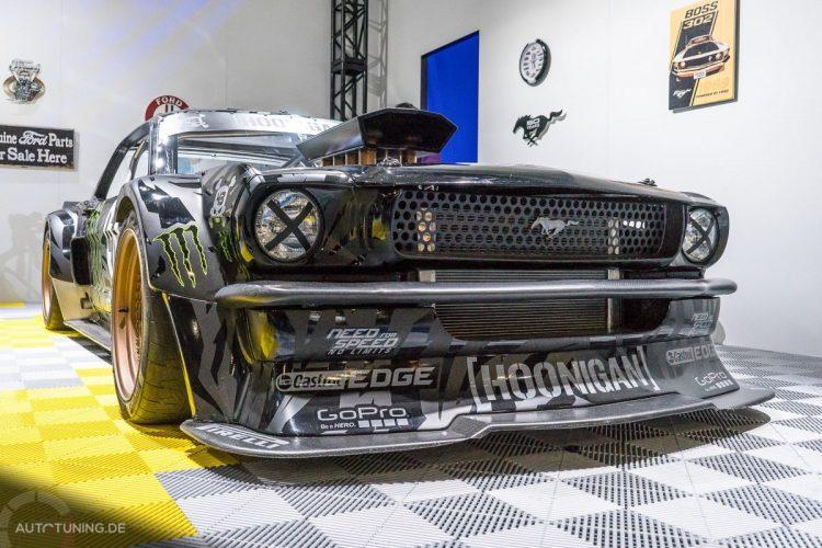 Der neue Driftwagen von Ken Block: Ein Hoonigan Ford Mustang