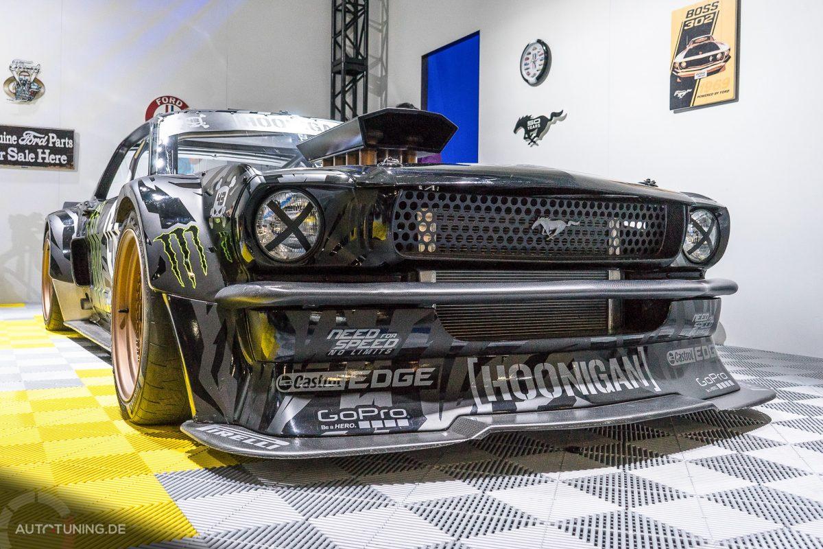 65er Ford Mustang - Ken Block's Hoonicorn