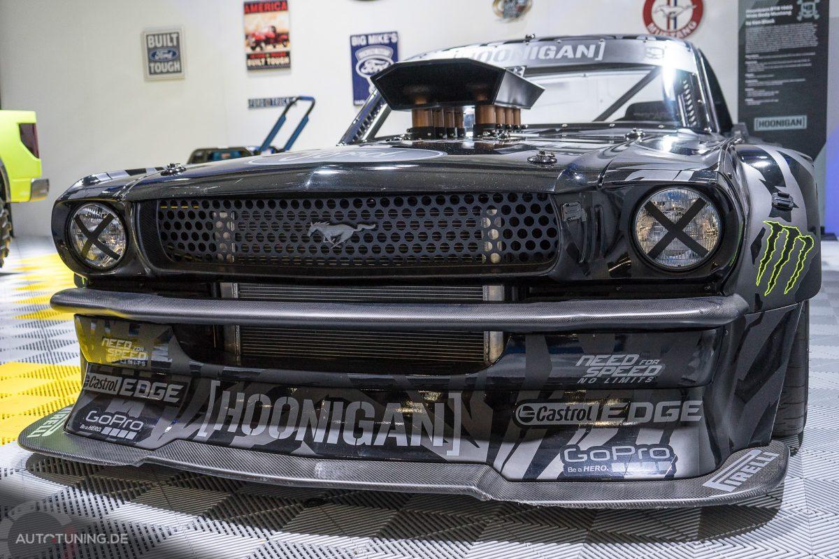 Hoonigan Mustang Los Angeles