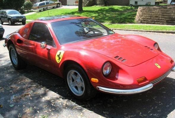 Ferrari replicas