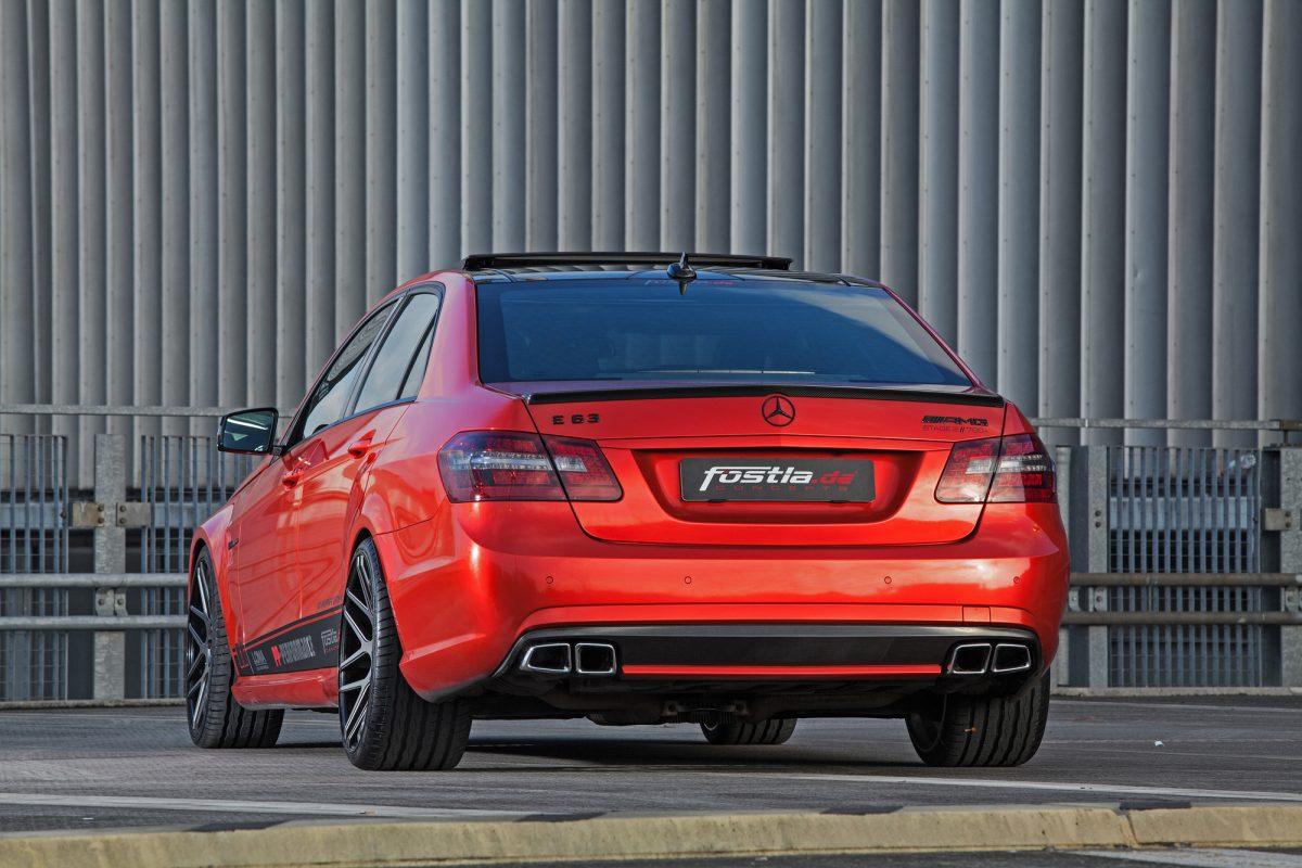 Mercedes E63 Amg W212 720 Ps Und Folierung Von Fostla De