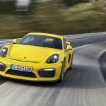 Porsche Cayman GT4 (2)