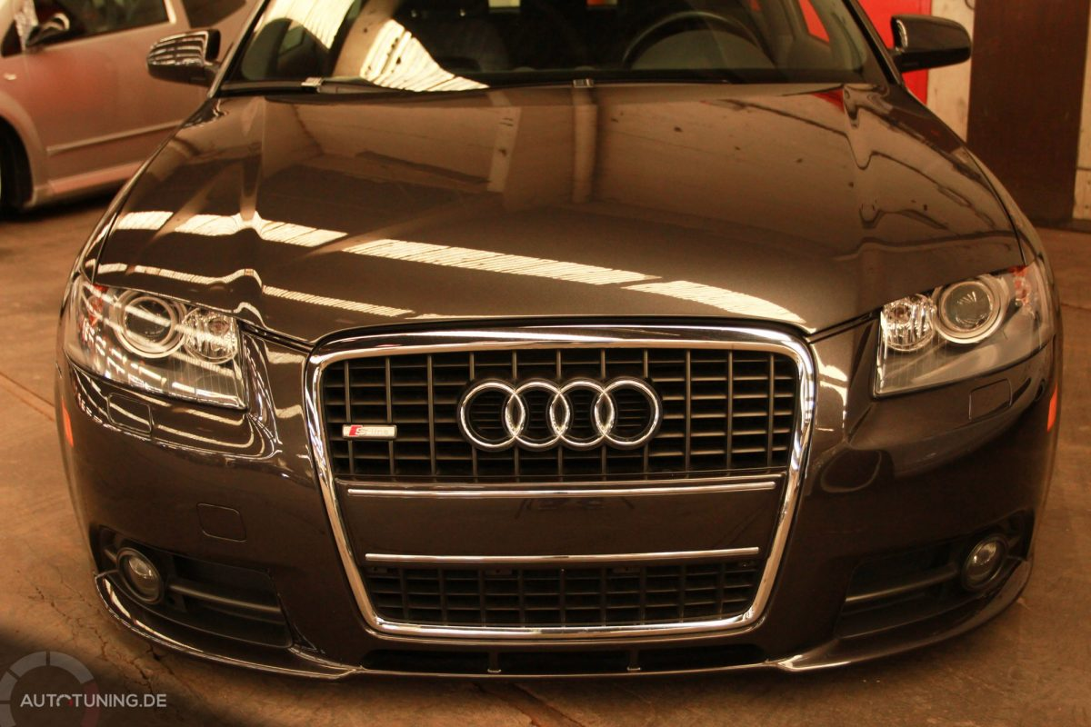 Audi A3 Im Oem Trimm Autotuning De