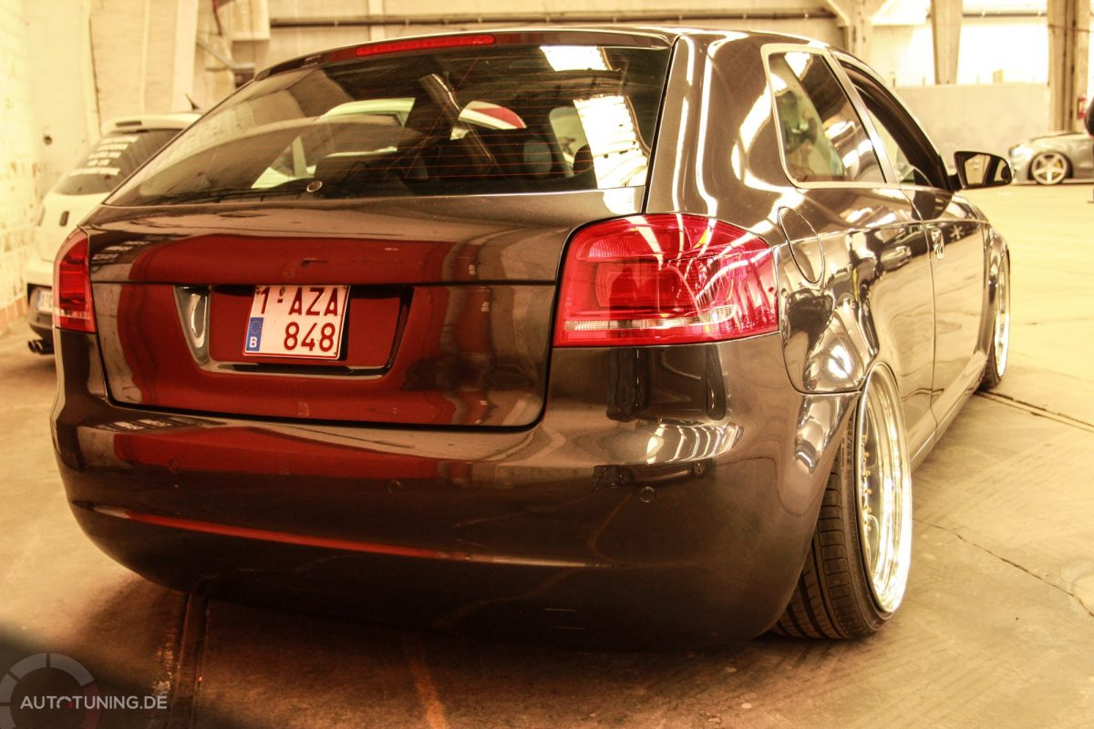 audi a3 2 - Audi Bewerben