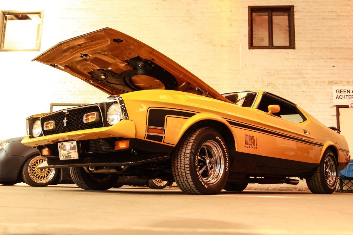 2015 Mustang Mach 1 >> Ford Mustang Mach 1 - AUTOTUNING.DE