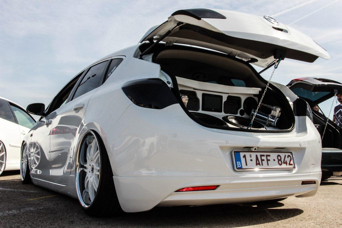 Opel astra j wei wei baby autotuning de for J and s motors