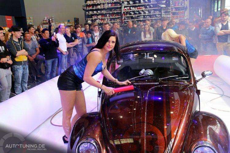 VW Käfer in Sonax Badewanne(5)
