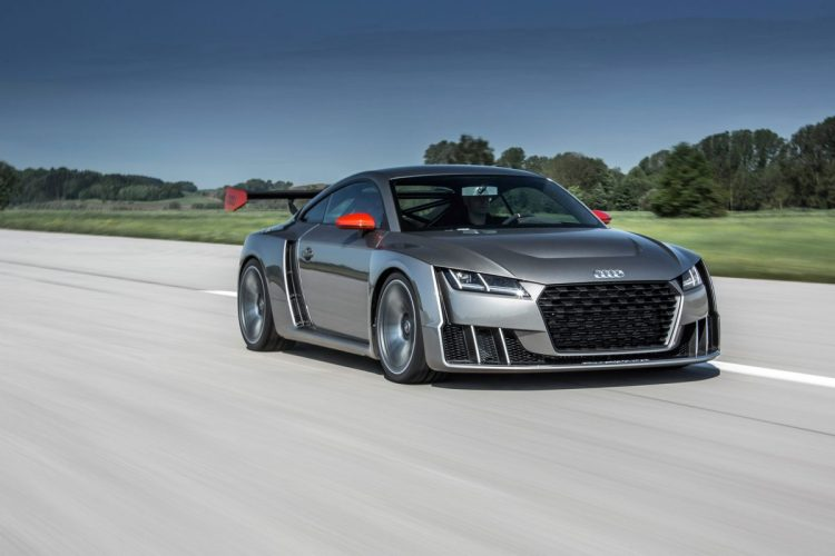 Audi TT clubsport turbo(2)