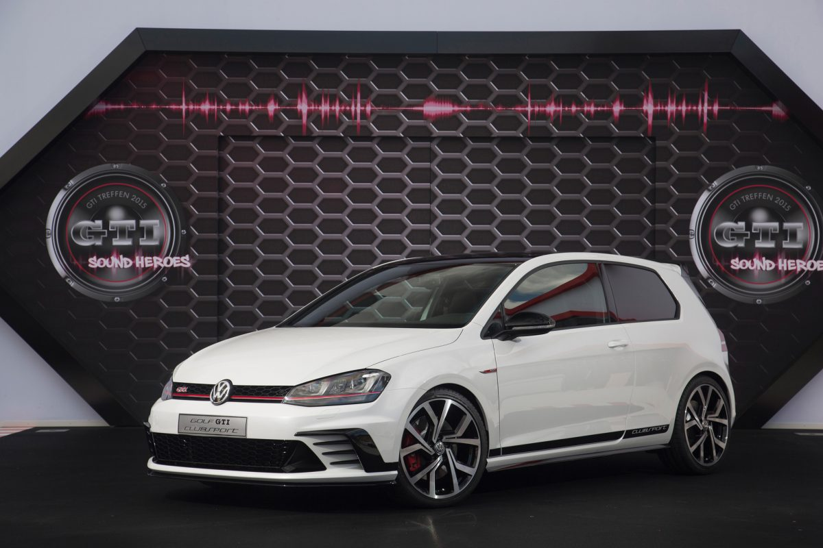 vw golf gti clubsport mit 265 ps sehnt sich nach motorsport. Black Bedroom Furniture Sets. Home Design Ideas