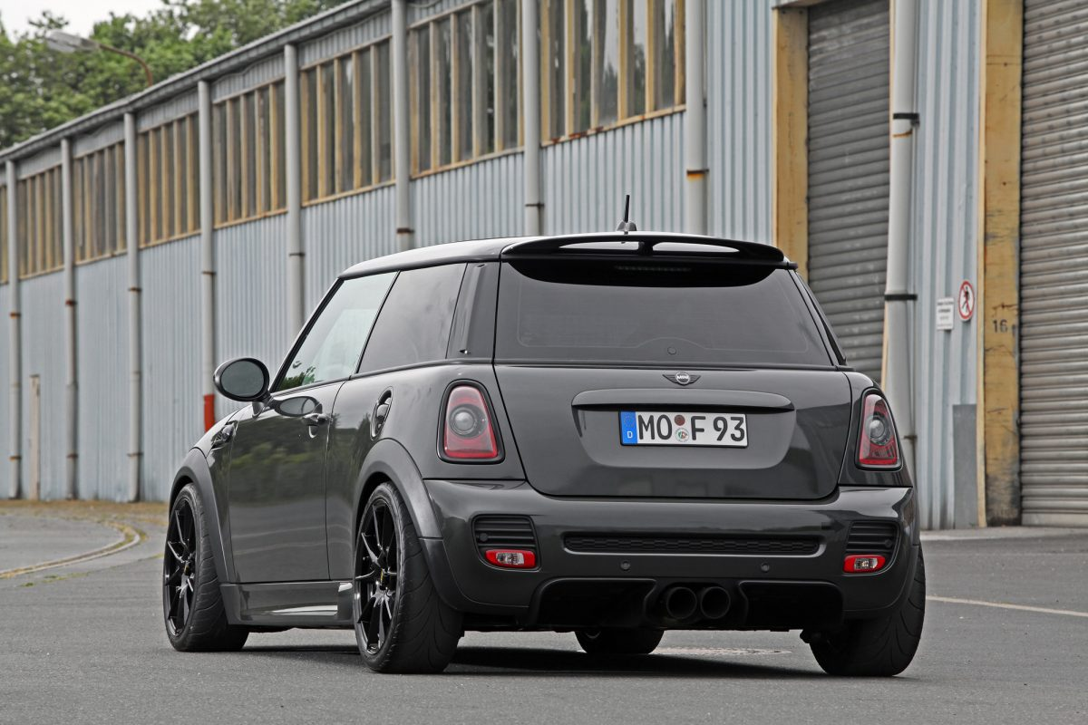 mini john cooper works r56 mit power von ok chiptuning. Black Bedroom Furniture Sets. Home Design Ideas