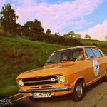 Creme 21 Youngtimer Rallye 25