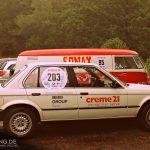 Creme 21 Youngtimer Rallye 57