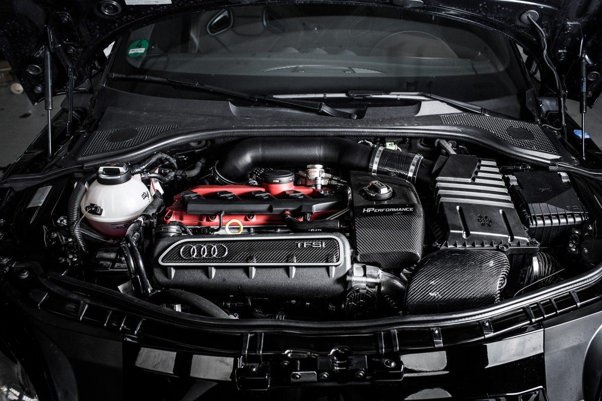 Audi Tt Rs Clubsport Sagenhafte 510 Ps Von Hperformance