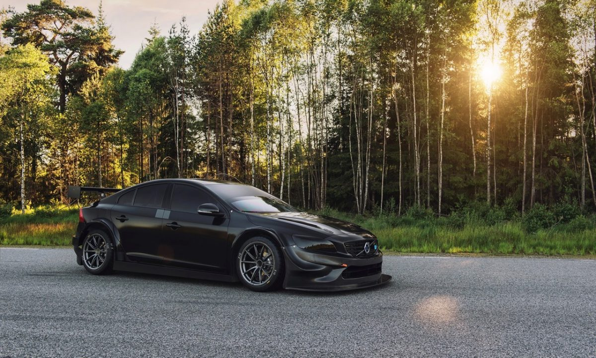 Der Volvo S60 Polestar: Tourenwagen made in Sweden