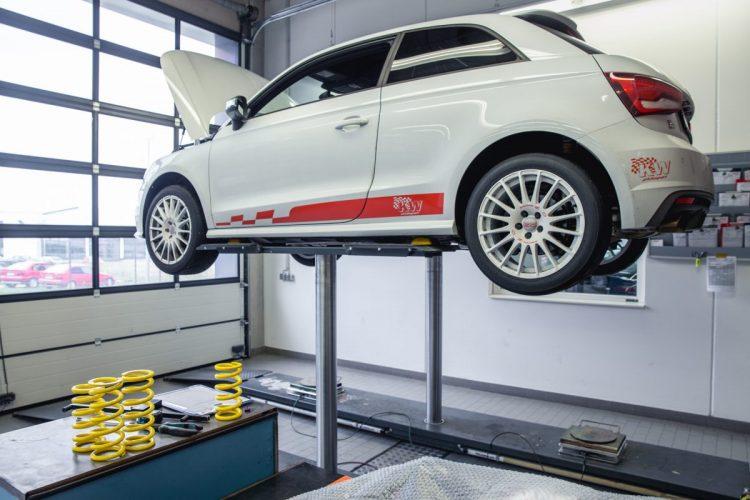 Einmal Performance-Upgrade bitte: Der Audi S1 bekommt mehr Leistung.