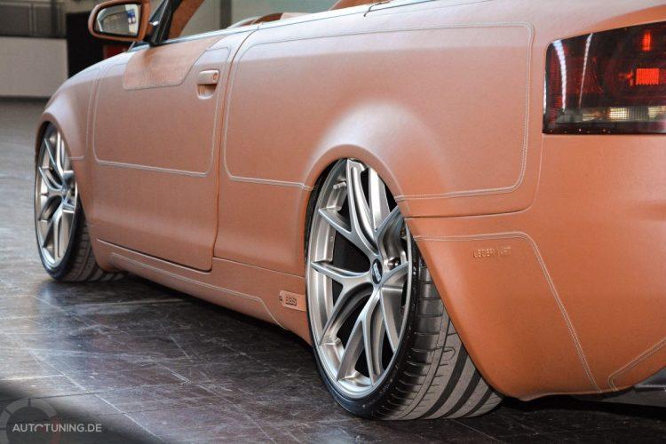 Audi S4 Cabrio Leder Art 02