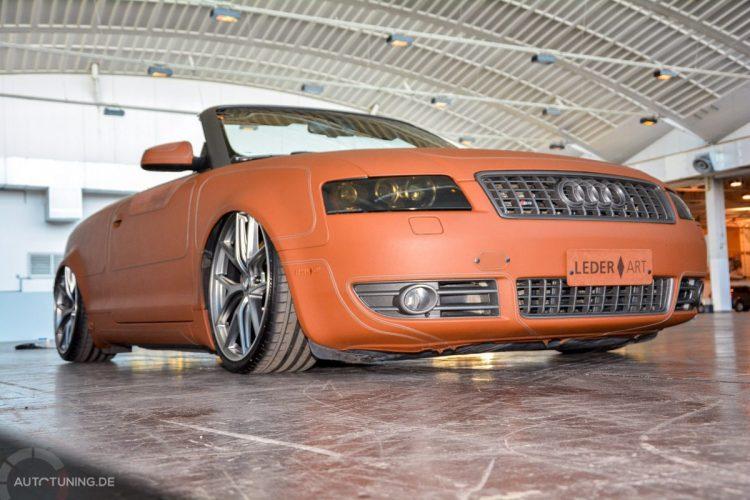 Audi S4 Cabrio Leder Art 05