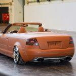 Audi S4 Cabrio Leder Art 19