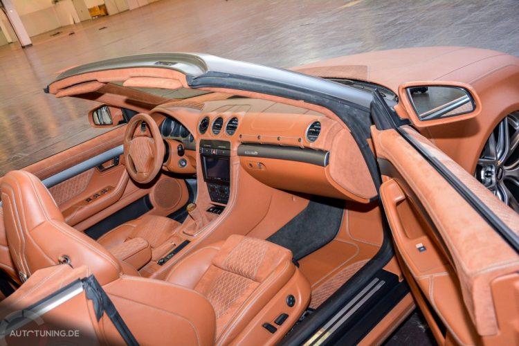 Audi S4 Cabrio Leder Art 20